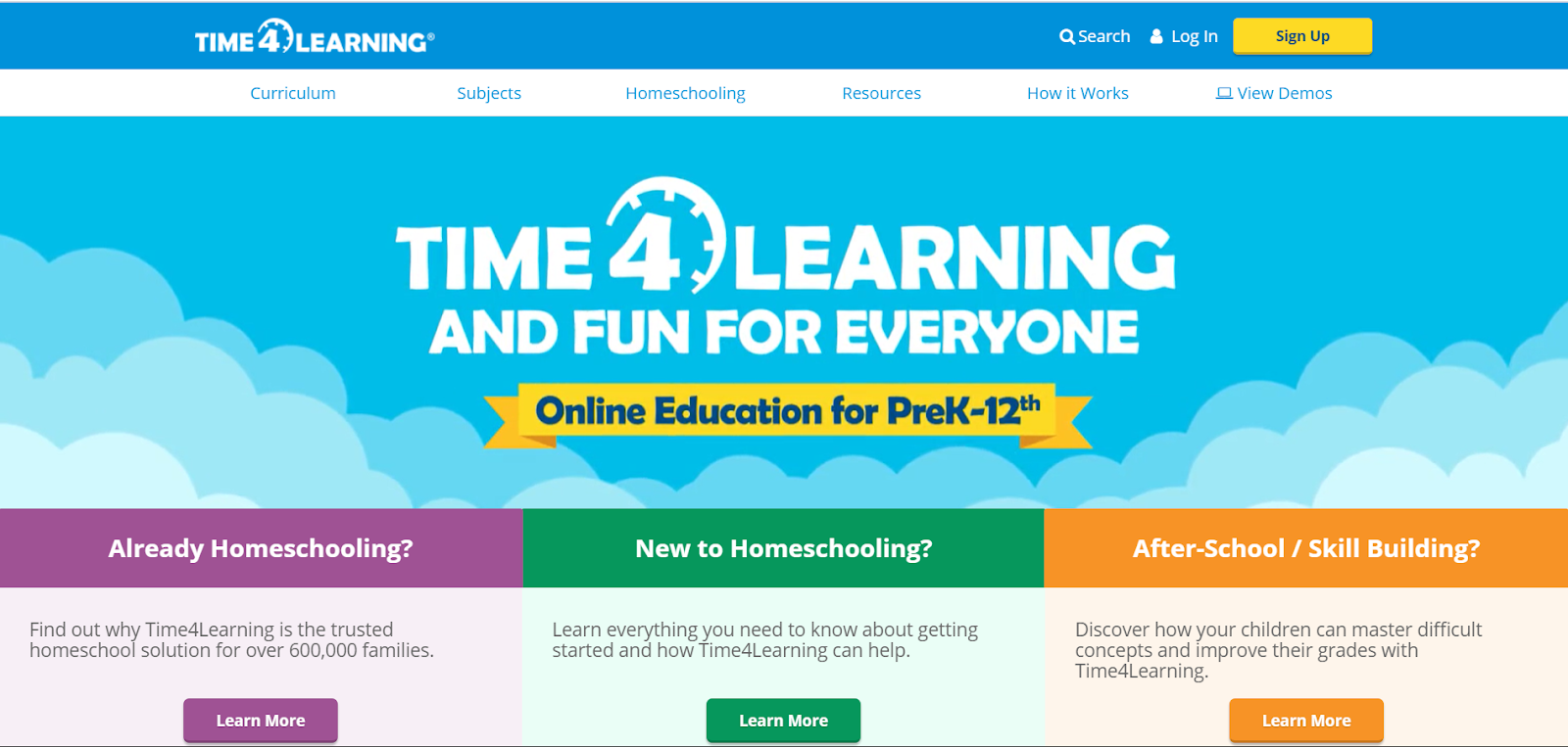 Time4Learning Review