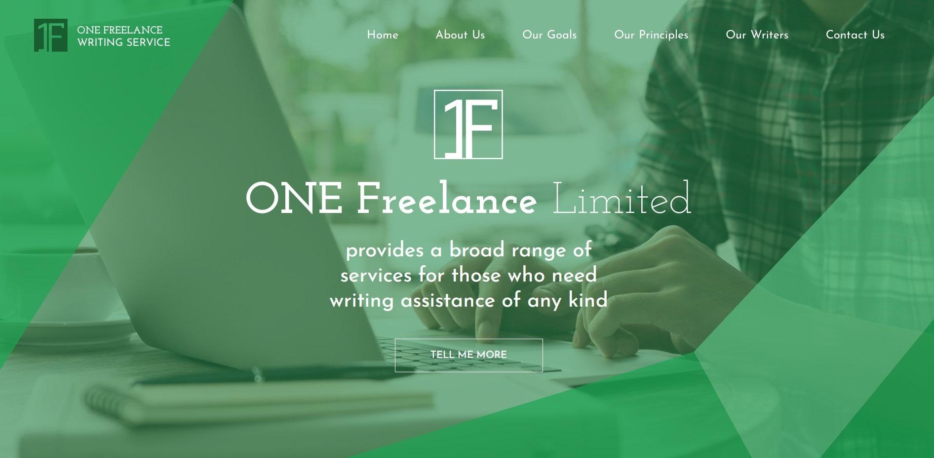 One Freelance Limited